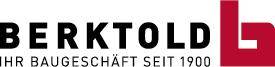 Baugeschäft Berktold Logo